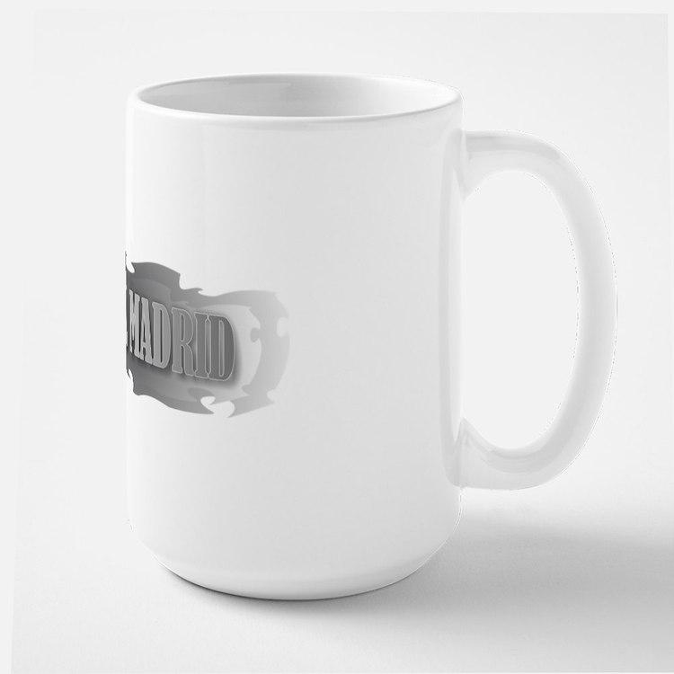Real Madrid Travel Coffee Mug