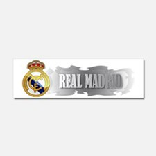 Real Madrid Elegant Car Magnet 10 x 3