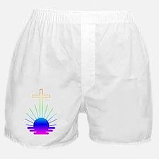 New Apostolic Symbol Boxer Shorts