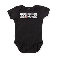 Funny Places Baby Bodysuit