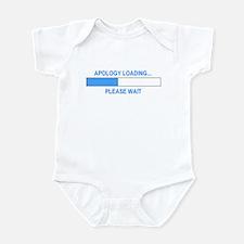 APOLOGY LOADING... Infant Bodysuit