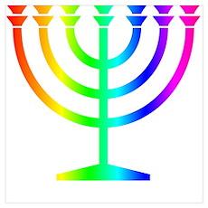 Judaism Symbol Poster