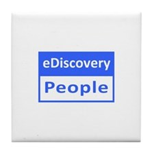 Funny People Tile Coaster