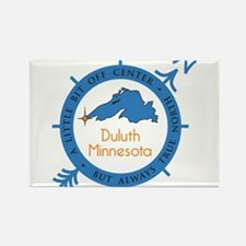 Duluth Rectangle Magnet