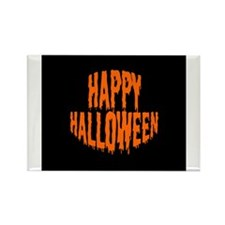 Funny Halloween Rectangle Magnet