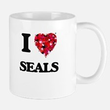 I love Seals Mugs