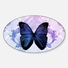 cute hipster girly butterfl Decal
