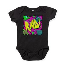 Cute Eighties Baby Bodysuit
