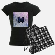 cute hipster girly butterfly Pajamas