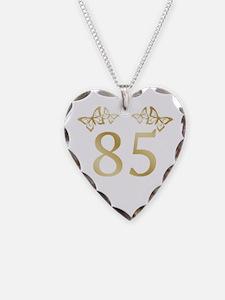 85th Birthday Anniversary Necklace