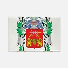 Brennand Coat of Arms - Family Crest Magnets
