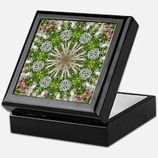 Ixia Mandala Keepsake Box