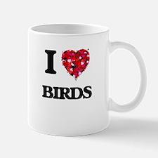 I love Birds Mugs