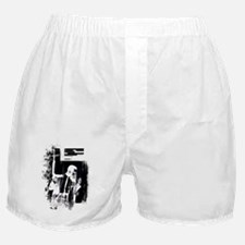 By any means necessary - MalcolmX Boxer Shorts