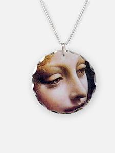 Leonardo da Vinci - Angel (detail) Necklace