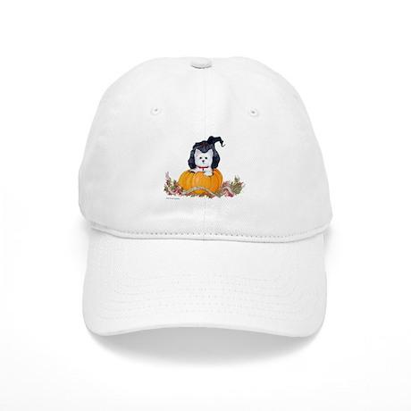Westie Halloween Witch Cap