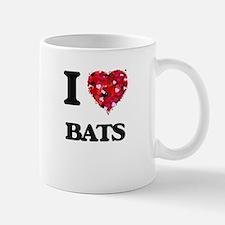 I love Bats Mugs