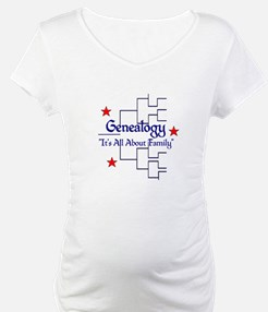 Family Tree Chart Shirt