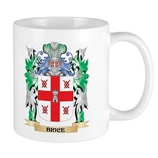 Brice Coat of Arms - Family Crest Mugs