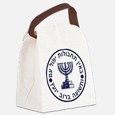 Cute Middle east Canvas Lunch Bag