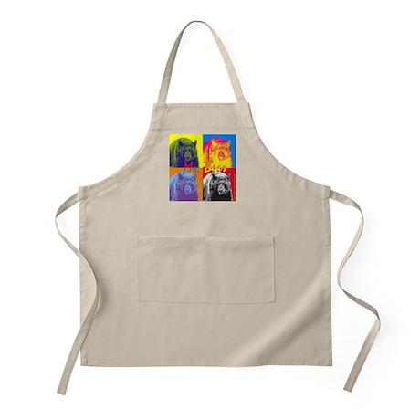 Mr. Bear - Warhol BBQ Apron