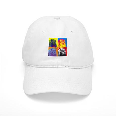 Mr. Bear - Warhol Cap