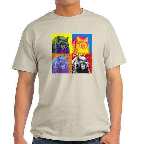 Mr. Bear - Warhol Light T-Shirt