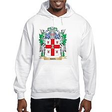 Bris Coat of Arms - Family Crest Hoodie