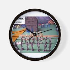 The Games of War 25 Wall Clock