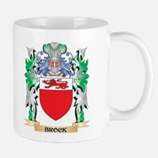 Brock Coat of Arms - Family Crest Mugs