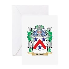 Brodie Coat of Arms - Family Crest Greeting Cards