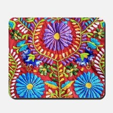 Mexican Embroidery  Mousepad