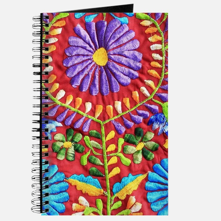 Mexican Embroidery Journal