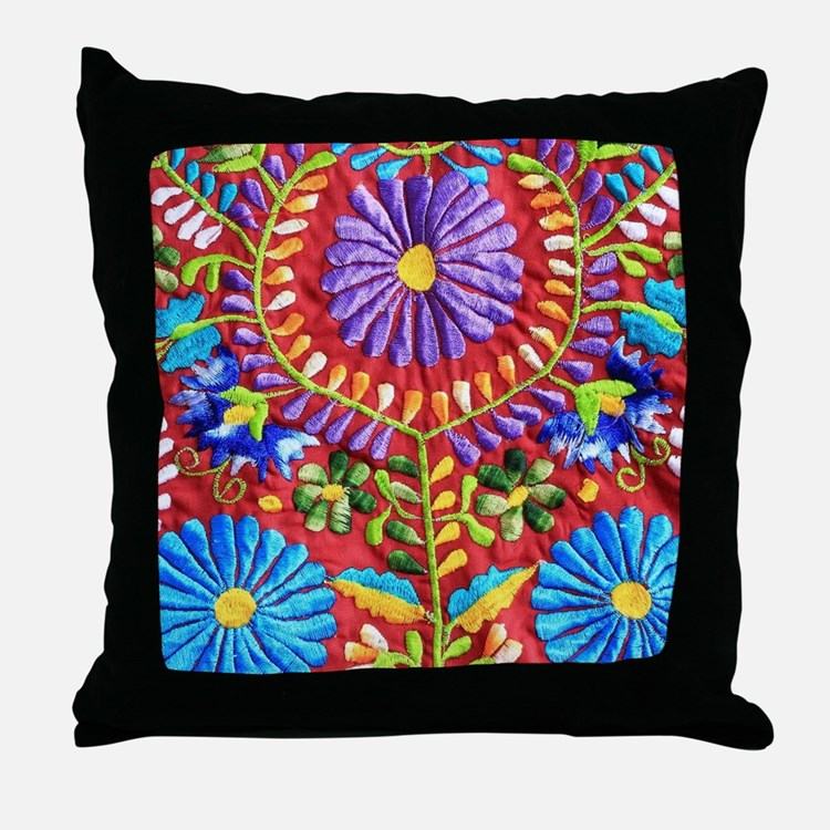 Mexico pillows throw decorative couch