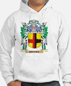 Brooks Coat of Arms - Family Cre Hoodie