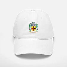 Brooks Coat of Arms - Family Crest Baseball Baseball Cap