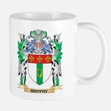 Brophy Coat of Arms - Family Crest Mugs