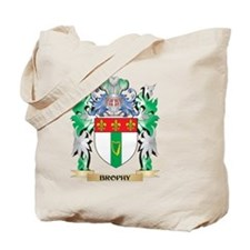 Brophy Coat of Arms - Family Crest Tote Bag