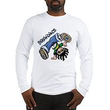 Breakdance Long Sleeve T-Shirt
