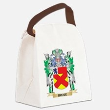 Bruce Coat of Arms - Family Crest Canvas Lunch Bag