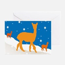 Holiday Hills Alpacas Greeting Cards (Pk of 10)
