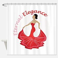 Eternal Elegance Shower Curtain