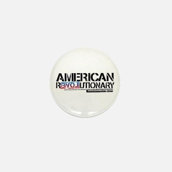 American Revolutionary Mini Button