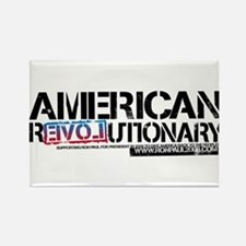 American Revolutionary Rectangle Magnet
