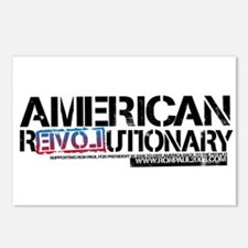 American Revolutionary Postcards (Package of 8)