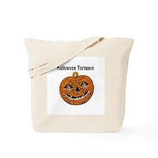 Jack O Lantern Fortunes Tote Bag