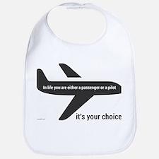Passenger or pilot Bib