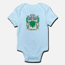Brumby Coat of Arms - Family Crest Body Suit