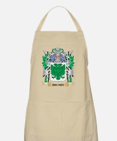 Brumby Coat of Arms - Family Crest Apron