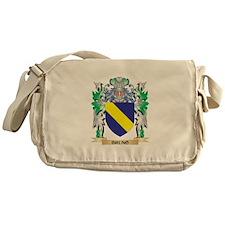 Bruno Coat of Arms - Family Crest Messenger Bag